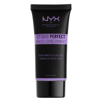 Prajmer za lice NYX Professional Makeup Studio Perfect Lavender SPP03 30ml