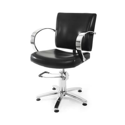 Frizerska hidraulična radna stolica NS-6041 crna