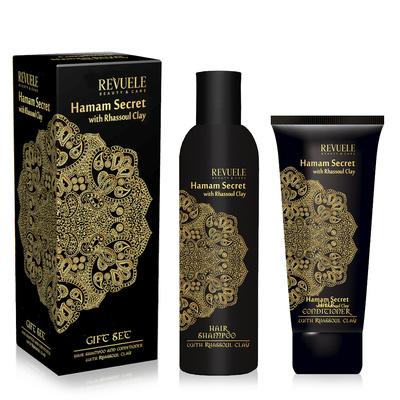 Shampoo&Conditioner Set REVULE Hamam Secret 250ml+200ml