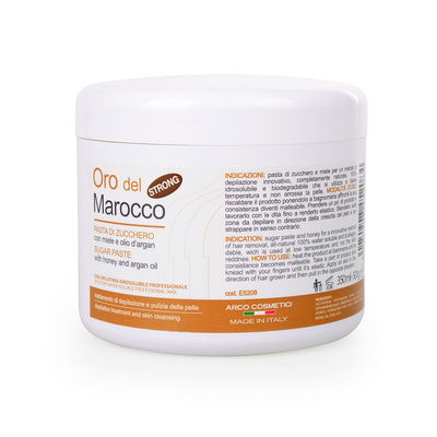 Šećerna pasta za depilaciju ARCO Strong 500g