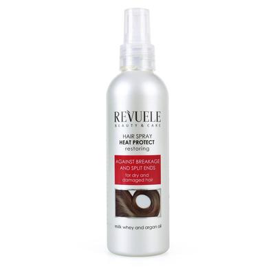 Sprej za zaštitu kose od toplote REVUELE Heat Protect 200ml