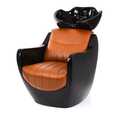 Keramička šamponjera WP011 Braon/Crna