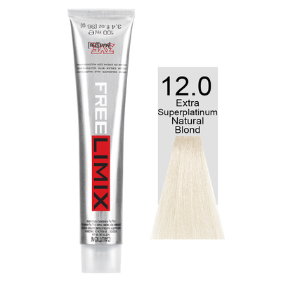 Extra Superplatinum Natural Blond 12.0