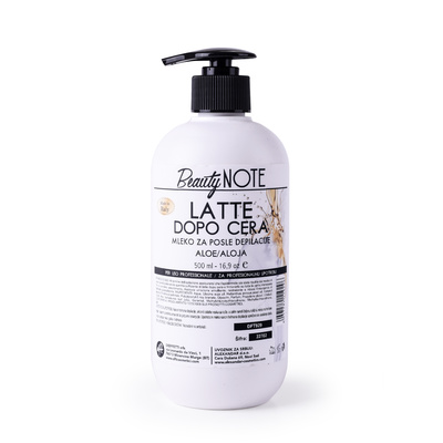 Afterwax Milk DIEFFETTI Aloe 500ml