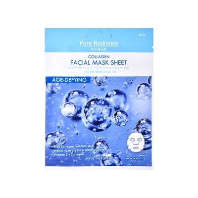 Facial Mask Sheet CALA Collagen Age-Defying 21g