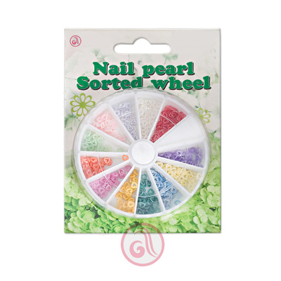 Round Pearl For Nail Art PBOX8
