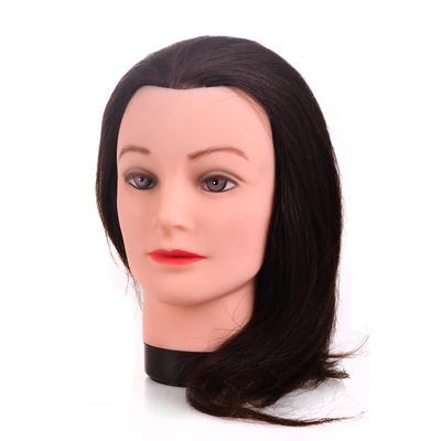 Trening lutka sa prirodnom kosom COMAIR Emily Smeđa 35cm