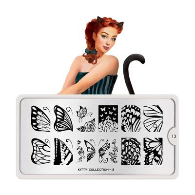 Šablon za pečate MOYOU Kitty 13