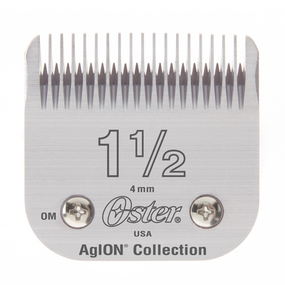 Spare Blade For Hair Clippers Oster Size 1 1/2 -  4 mm