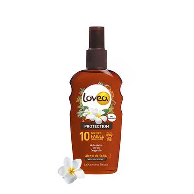 Suvo ulje u spreju za sunčanje SPF10 LOVEA 200ml