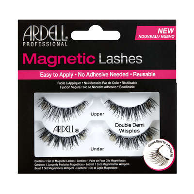 Magnet trepavice na traci ARDELL Magnetic Double Demi Wispies