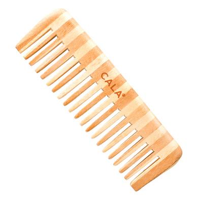 Češalj za kosu od bambusa CALA 66161