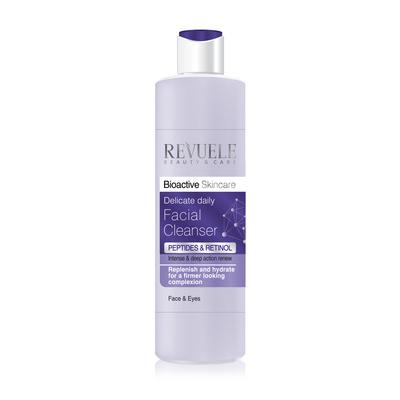 Mleko za čišćenje lica REVUELE Bioactive Peptid&Retinol200ml