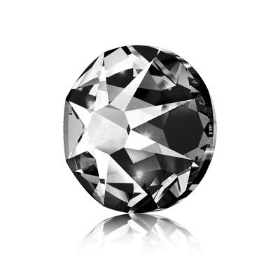 Kristali za nokte SWAROVSKI A 2088 XIRIUS Rose SS16 Black Diamond 20/1