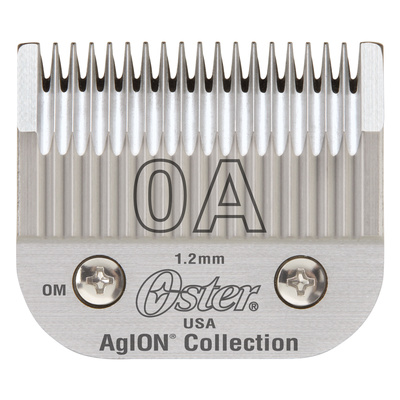 Spare Blade For Hair Clipper OSTER OA - 1.2 mm