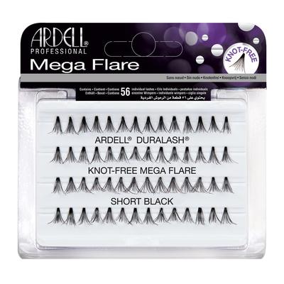 Individualne trepavice bez čvorića ARDELL Mega Flare Knot-Free Kratke