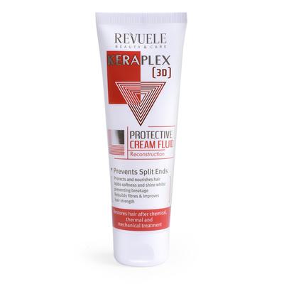Krema za oštećene krajeve kose, REVUELE Keraplex 80ml