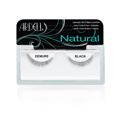 Strip Eyelashes ARDELL Natural Demure