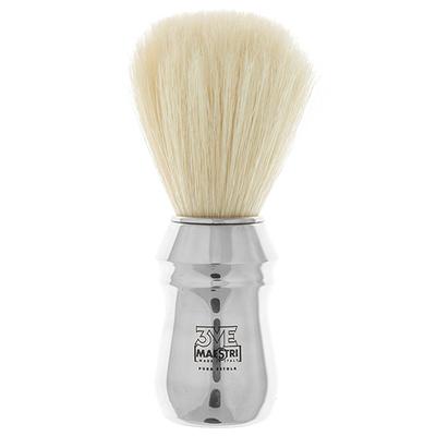 Četka za brijanje 3ME Srebrna