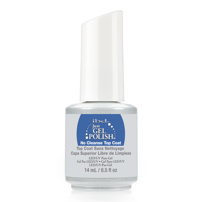 Završni sjaj za trajni lak UV/LED IBD Just Gel Polish No Cleanse Top Coat 14ml