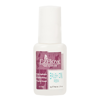Lepak za nokte sa četkicom EZFLOW 6g