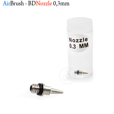 BD-dizna za Air Brush 0.3mm