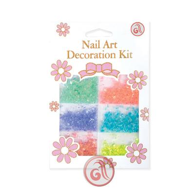 Nail Art Decoration Kit NADK04 pcs