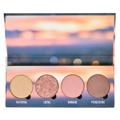 Paleta hajlajtera MAKEUP OBSESSION Dedicated 10g