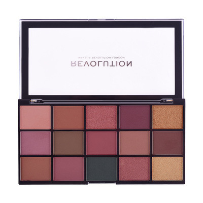 Eyeshadow Palette REVOLUTION MAKEUP Reloaded Newtrals 3 16.5g