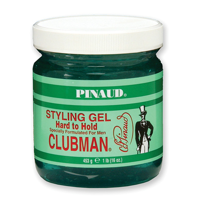 Styling Gel CLUBMAN Hard To Hold 453g