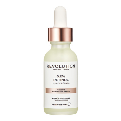 Serum za korekciju finih bora REVOLUTION SKINCARE 0.2% Retinol 30ml