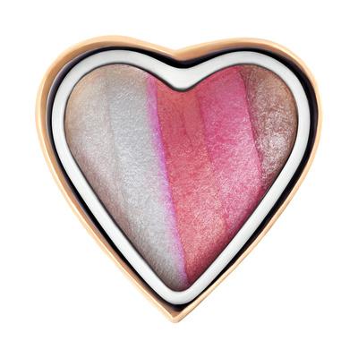 Triple Baked Highlighter I HEART REVOLUTION Angel Heart 10g