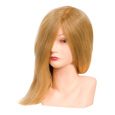 Trening lutka sa prirodnom kosom COMAIR Plava 40cm