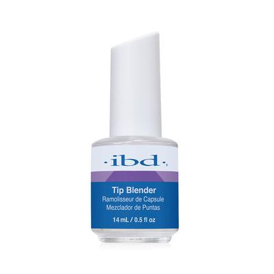 Sredstvo za povezivanje tipsi sa prirodnim noktima IBD Tip Blender 14ml