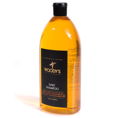 WOODY'S Daily Shampoo 1000ml