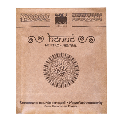 Henna For Hair BONAE LABORATORIO Neutral 40g