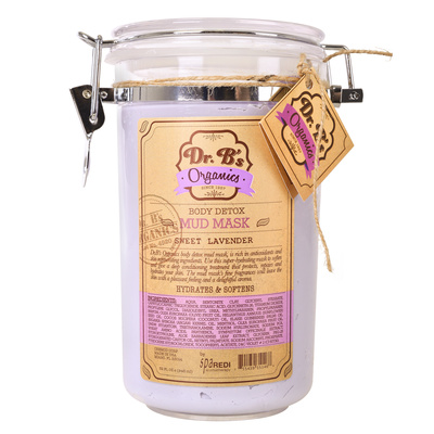 Mud Mask DR B's Lavander 946ml