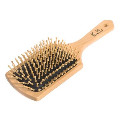 Četka za raščešljavanje kose drvena BR05 80mm