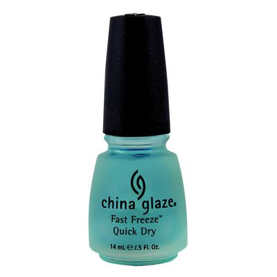 Kapi za brzo sušenje laka CHINA GLAZE Fast Freeze Quick Dry 14ml