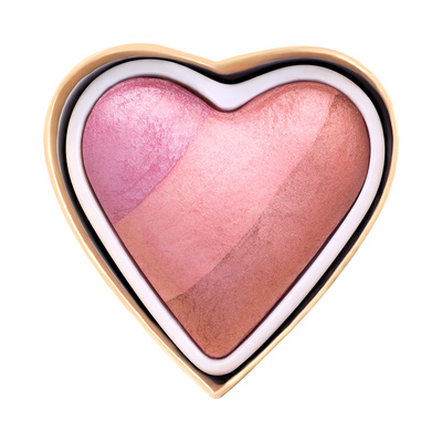 Blusher I HEART REVOLUTION Blushing Hearts Candy Queen of Hearts 10g
