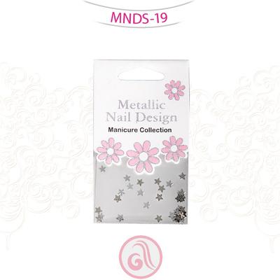 Metallic ukrasi za nokte MNDS19
