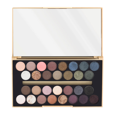 Paleta senki za oči REVOLUTION MAKEUP Fortune Favours the Brave 16g
