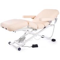 Kozmetički krevet za masažu, depilaciju i tretmane SPA NATURAL Starlet Deluxe četvorodelni multifuncionalni sa elektropodešavanjem