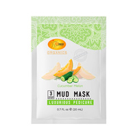 Pedicure Mud Mask SPA REDI Cucumber & Melon 20ml