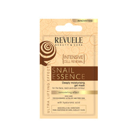 Mask for Face With Snail Essence and Hyaluronic Acid REVUELE 7ml