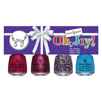 Set lakova za nokte CHINA GLAZE Oh, Joy! 4x14ml