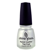 Završni sjaj CHINA GLAZE Patent Leather Top Coat 14ml