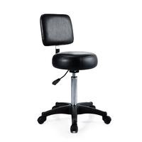 Pomoćna radna stolica DP-9928 sa naslonom za leđa i podešavanjem visine