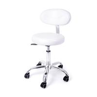 Pomoćna radna stolica DP9934 sa naslonom za leđa i podešavanjem visine