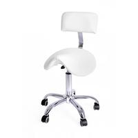 Pomoćna radna stolica DP9938 sa podešavanjem visine i anatomskim sedištem